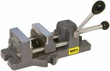 Heinrich Quick Release Horizontal Drill Press Vise 6 316 Jaw Opening