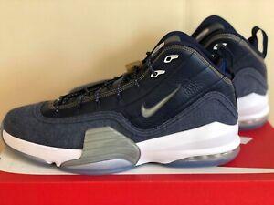 aa28e5d6b6954 Nike Pippen 6 Denim Navy Blue 705065-400 Mens Basketball Shoes US13 ...
