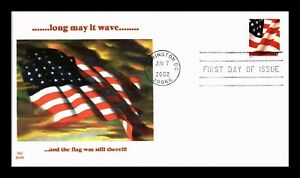 DR-JIM-STAMPS-US-AMERICAN-FLAG-LIMITED-EDITION-FIRST-DAY-OF-ISSUE-COVER