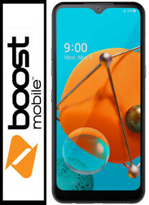 Brand New Lg K51 Boost Mobile 32gb Smartphone Ready For Existing Accounts 652810834094 Ebay