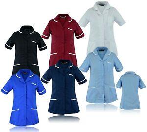 Nurses Healthcare Tunic Hospitality Maid Nurses Carer Therapist Dentist Uniform