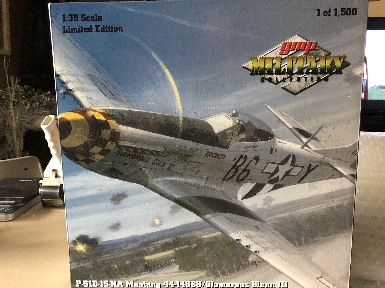 GMP GlamGoldus Glen III P-51D-15-NA MUSTANG