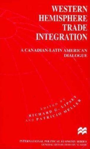 Western Hemisphere Trade Integration: A Canadian-Latin American Dialogue (Intern