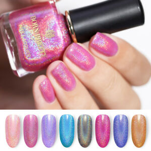 BORN-PRETTY-6ml-Holographic-Nail-Polish-Glitter-Shimmer-Nail-Varnish