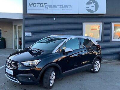 salg af Opel Crossland X 1,2 T 110 Impress - 2019