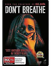 Dont Breathe DVD Region 4 very good condition   t11