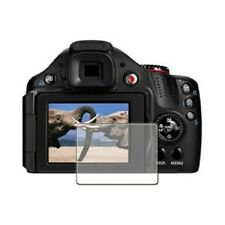 6 Canon PowerShot SX40 HS Invisible 3 Layer Shield Display Screen Protectors
