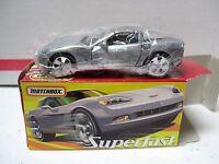 Matchbox 2005 Hershey Toy Show Dealer 24 Chevrolet Corvette C6 Car In Box