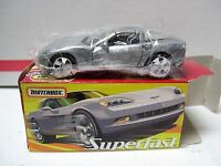 Matchbox 2005 Hershey Toy Show Dealer 24 Chevrolet Corvette C6 Car In Box