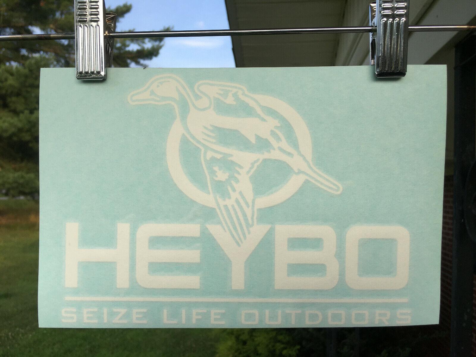 Heybo - Duck die-cut sticker decal - 8