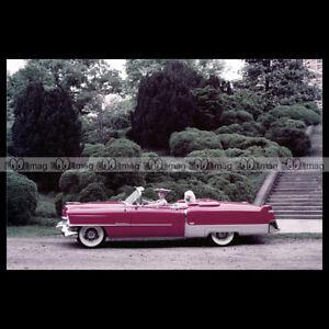 #pha.003153 Photo CADILLAC ELDORADO CONVERTIBLE 1954 Car Auto MtzvDg4A-09171726-755282890