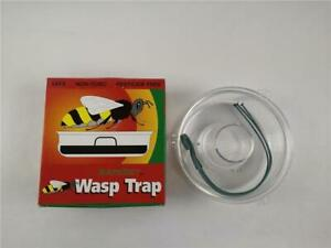 Safe Set Fly Flies Bee Insect Wasp Trap Catcher Killer No Poison