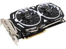 MSI GeForce GTX 1060 DirectX 12 GTX 1060 ARMOR 6G OCV1 6GB 192-Bit GDDR5 PCI Exp