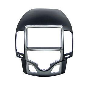 radioblende f r hyundai i30 fd i30cw ab 2007 2din doppel. Black Bedroom Furniture Sets. Home Design Ideas