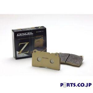 DIXCEL Brake Pad Z Type For GA3 logo Front For TS