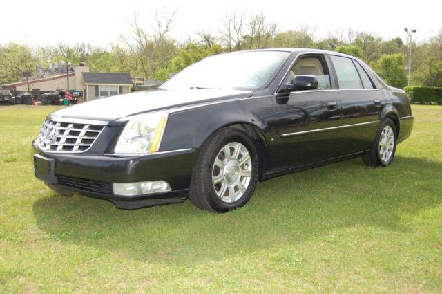 2008 Cadillac DTS