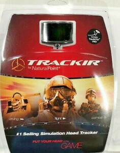 Natural Point TrackIR 5 Pro & TrackClip Pro Optical Track System NEW!