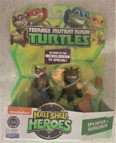 Teenage Mutant Ninja Turtles Pre Cool Half Shell Heroes Dino Ages 3 Toy Trex