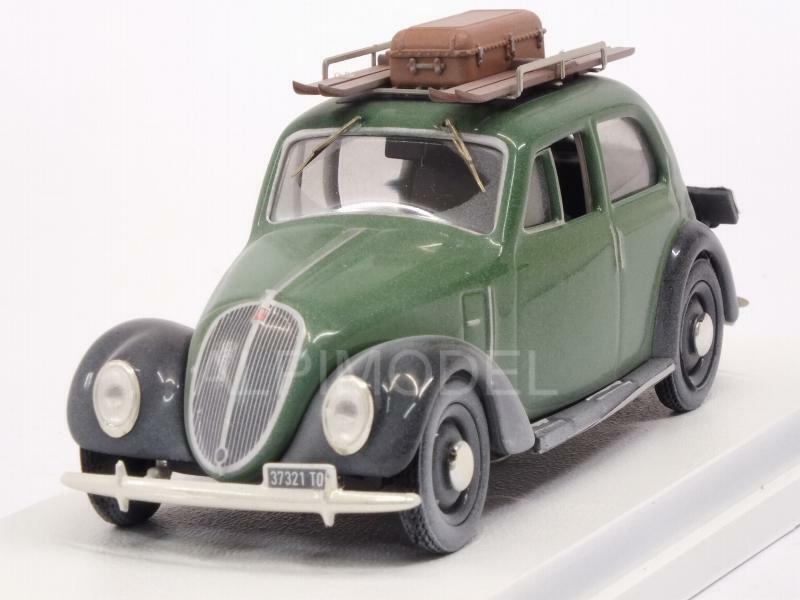 Fiat 1500 1936 con sci with ski 1 43 RIO 4588