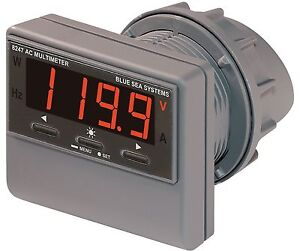 Blue-Sea-Systems-8247-Digital-Ac-Multimeter-W-Alarm-amp-Mnt