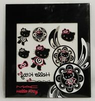 Mac Hello Kitty Limited Edition Temporary Tattoo Rare And Hard To Find