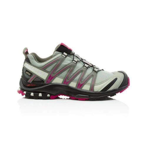 Salomon XA Pro 3D GTX Women's shoe ShadowBlackSangria