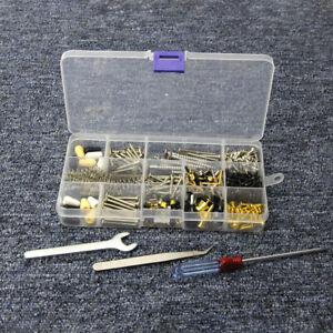 Screw-Spring-Button-Tip-Kit-Box-for-Electric-Guitar-Neck-Bridge-Pickup-Pickguard