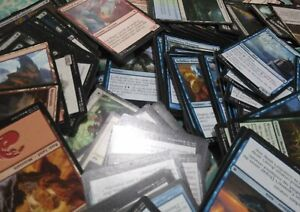 Details about 200 Lot MTG Cards Common Uncommon Lands