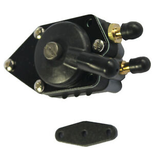 Outboard Fuel Pump with Gasket for Johnson//Evinrude 438559 385784 433390 V1T7
