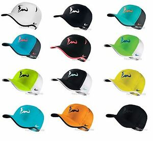 2ed5420bc2a Image is loading NEW-Nike-Rafa-Nadal-Premier-FeatherLight-Cap-Bull-