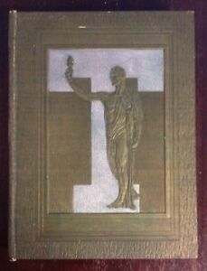 The-Volunteer-1934-University-Of-Tennessee-Yearbook-Hardcover-No-Signatures