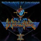 In the Heart of the Young by Winger (CD, Jul-1990, Atlantic (Label))