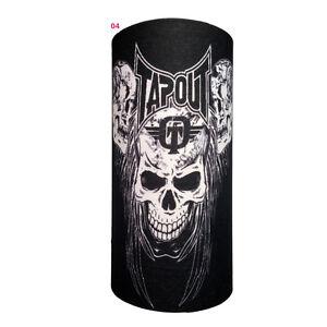 Man-Death-Knight-Skull-Headband-Muffler-Workout-Seamless-Magic-Bandana-Headwrap
