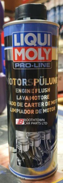 Liqui Moly Pro-Line Professional Engine Flush Petrol & Diesel Additive Cleaner