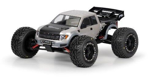 NEW Pro-Line Ford F-150 SVT Raptor Clear Body 1:16 E-Revo 3360-00 PRO336000