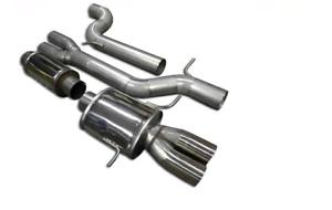 Verrohrung-Abgasanlage-Auspuff-Audi-S4-RS4-B5-90mm-Edelstahl-2-7T