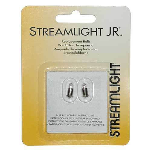 NEW! Model 70400 Replacement Lamps Streamlight Jr