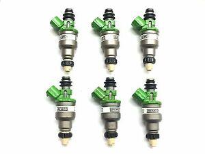 2002-2008 Mazda MPV 3.0L V6 /& Mazda 6 3.0L V6 OEM DENSO Set//6  Fuel Injectors