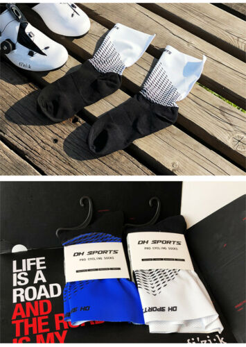Cycling Socks Running Outdoor Sports Compression Bike Sock Men Women Comfortable