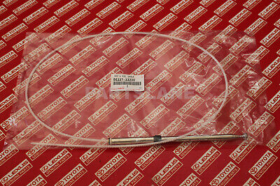 8633760080 Genuine Toyota Rod /& Pipe Sealed W//Cable 86337-60080
