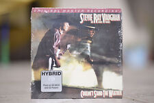 Stevie Ray Vaughan Couldn't Stand The Weather MFSL SACD UDSACD 2075 NEW & SEALED