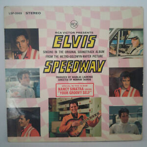 Elvis-Presley-Speedway-Label-RCA-Victor-LSP-3989-Format-Vinyl-LP-Album