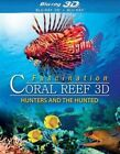Fascination Coral Reef 3d Hunters and 0025192176081 Blu-ray 3d Region a