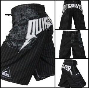 Details about Men's Casual Black Quiksilver Boardshorts Quick-Dry Surf  Shorts Size 30-40 ❤Aus❤