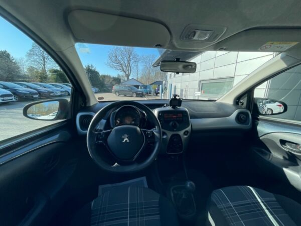 Peugeot 108 1,0 e-VTi 69 Urban - billede 4