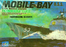 U.S.S.MOBILE BAY CG-53, 1/700, ARII CC LEE Kit 01087  - NIB & SEALED, 2003