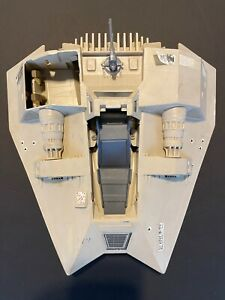 VINTAGE-STAR-WARS-Rebel-Snowspeeder-1980-Kenner-No-39610-For-Parts-Restore