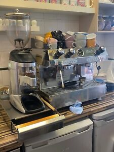 Fracino 2 group Coffee Machine , working condition, fully serviced.