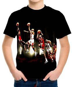 9b4170cb1a62 Image is loading Michael-Jordan-Boys-Kid-Youth-T-Shirt-Tee-