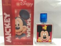 Lot Of 2 Mickey Mouse By Disney For Boys Eau De Toilette Spray 1.7oz Cologne